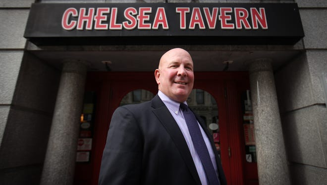 Scott Morrison, owner of Chelsea Tavern and Ernest & Scott Taproom, died Sunday of an apparent heart attack. He was 54.