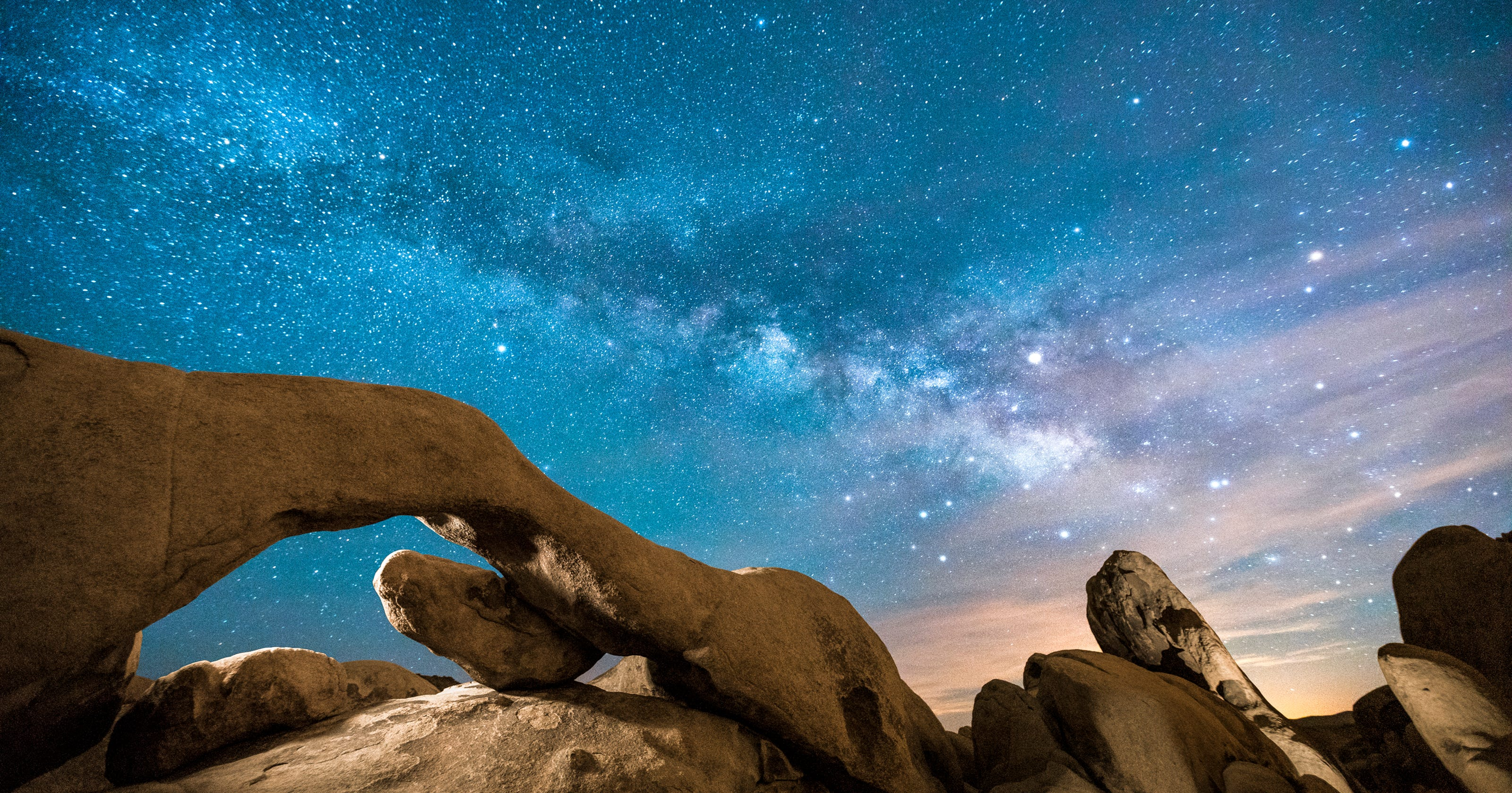 Top spots for stargazing in the Southern California desert