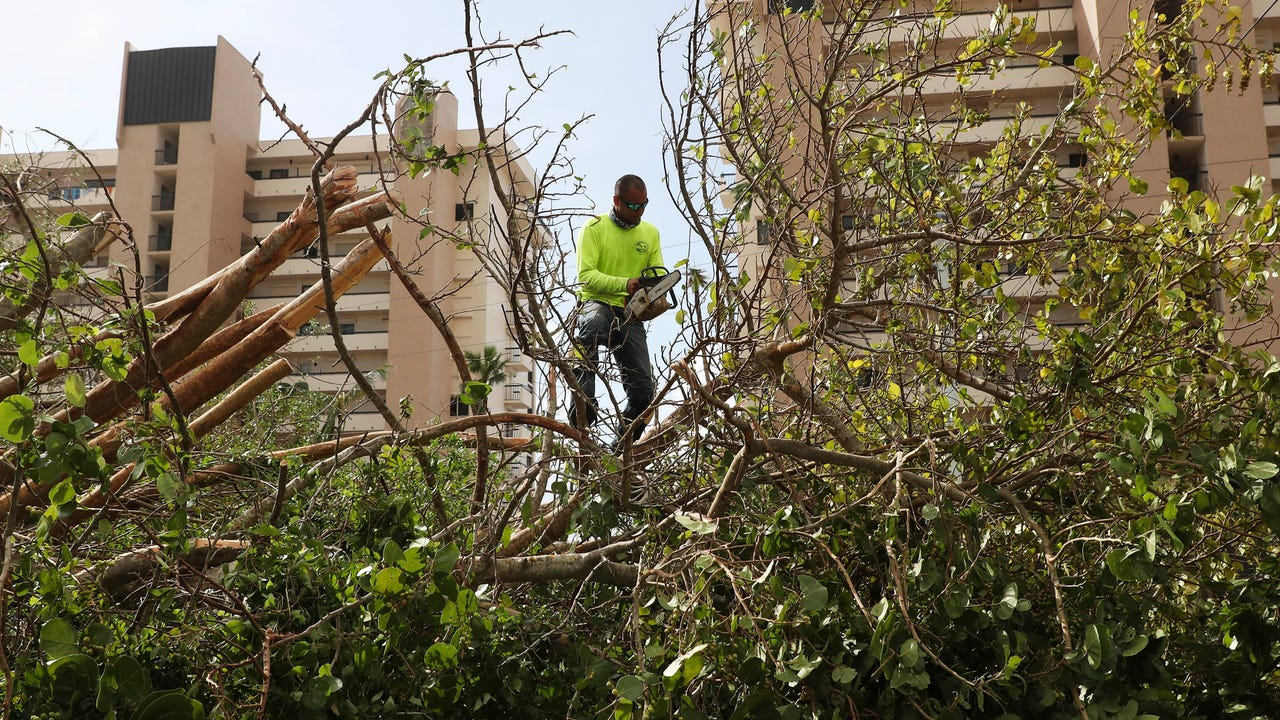 FEMA urges Floridians to 'be patient' after Irma
