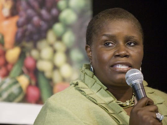 Valerie Brown Traoré leaving Food Bank of South Jersey