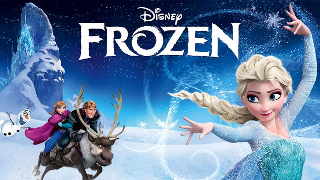 """""""Frozen"""" screens Sept. 4 at the Curbside Cinema series."""