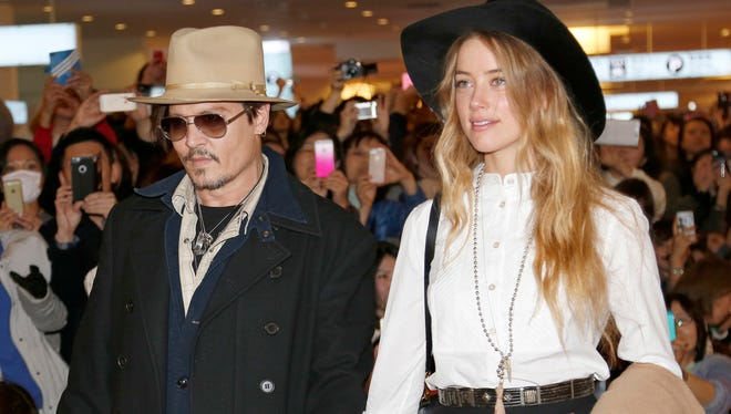 Australian agriculture officials ordered Johnny Depp and wife Amber Heard to dispatch their Yorkshire terriers back to America lest they be euthanized for entering the country illegally and skipping quarantine.