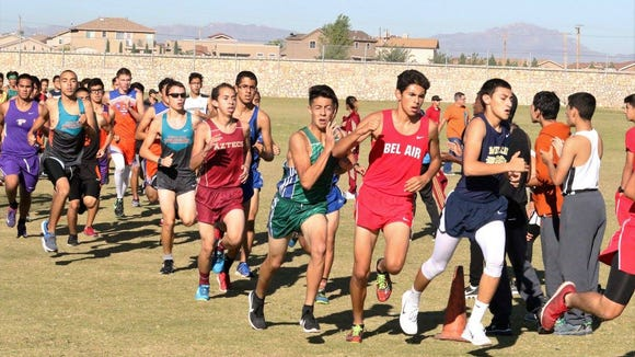 A majority of El Paso's cross country teams will race at Wednesday's Chamizal National Memorial Meet.