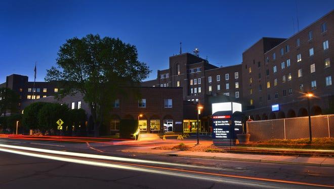 St. Cloud Hospital.