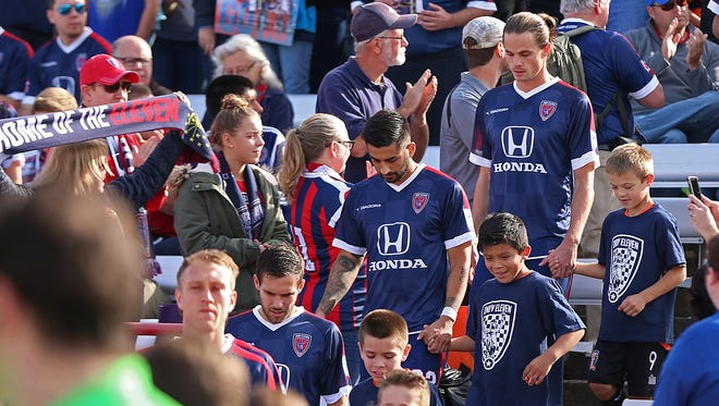 The future of Indy Eleven's league, the NASL, is in limbo.