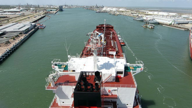 TODD YATES/CALLER-TIMES