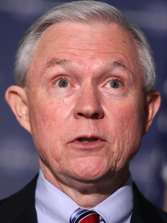 FILE: Trump Offers Attorney General Job To Sen. Jeff Sessions