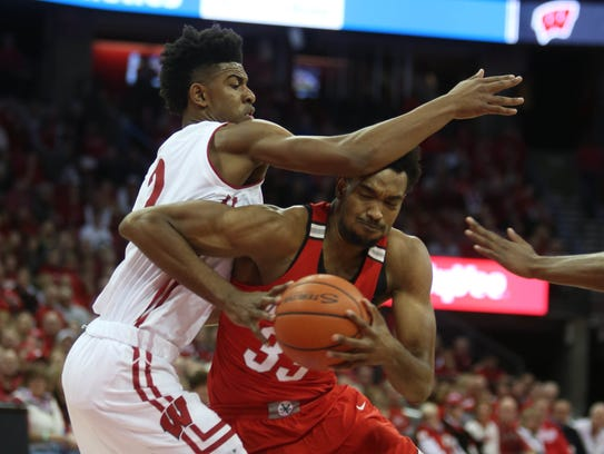 Ohio State's  Keita Bates-Diop averaged 19.8 points and 8.7 rebounds per game last season.