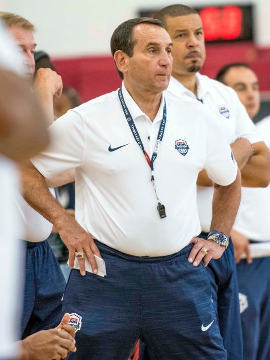 USP BASKETBALL: USA BASKETBALL TRAINING S BKO USA NV