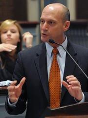 Delaware Secretary of State Jeffrey Bullock will be