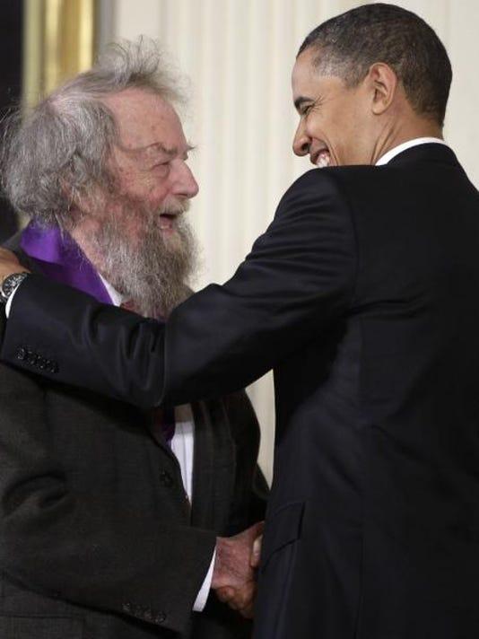 Barack Obama, Don Hall