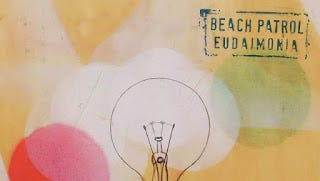 """The title of Beach Patrol's fourth album, """"Eudaimonia,""""  is a Greek reference to happiness. After 14 years, the Green Bay band says things are """"better than ever, really."""""""