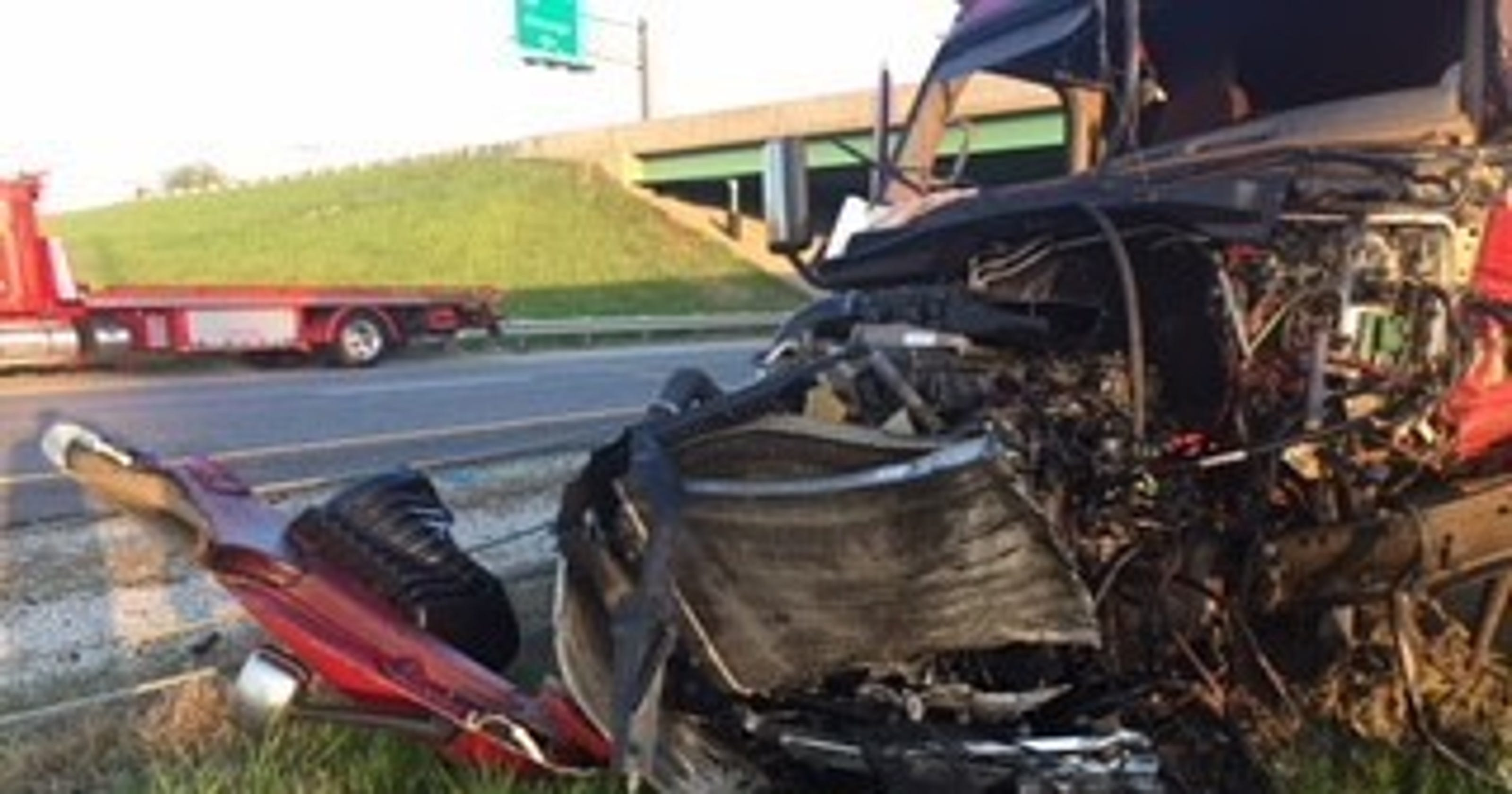 Interstate 65 crash in Rensselaer kills a 59-year-old man