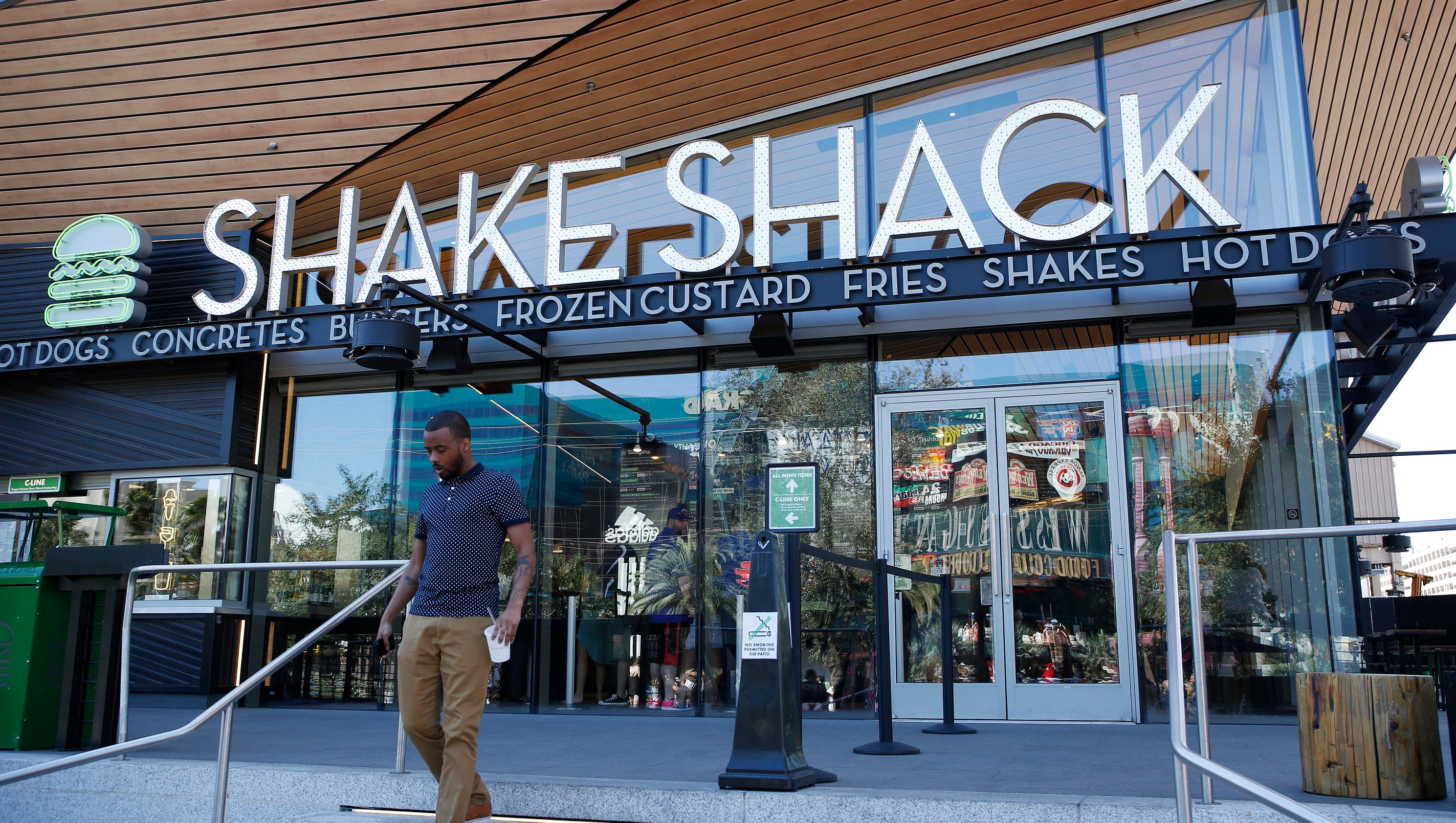 100th Shake Shack opening means free burgers