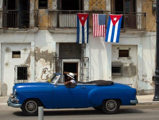 EPA EPASELECT CUBA USA DIPLOMACY OBAMA VISIT POL DIPLOMACY CUB