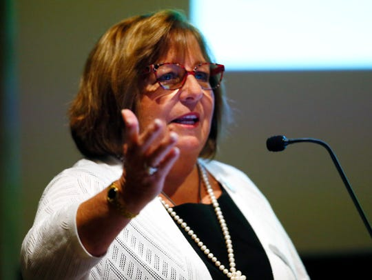 Kathryn DeFillippo, Morris County Freeholder and Human
