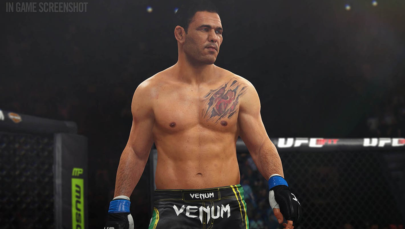 Review ea sports ufc needs more time in gym