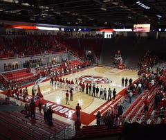 USD's David Herbster on basketball attendance: 'I have been disappointed'