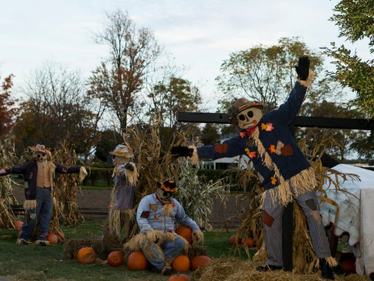 Hallowe'en at Greenfield Village.