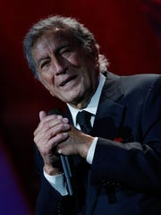 Tickets to see Tony Bennett, who will perform May 23