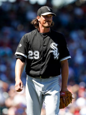 Jeff Samardzija  may be playing for his fourth team in three seasons by 2016.