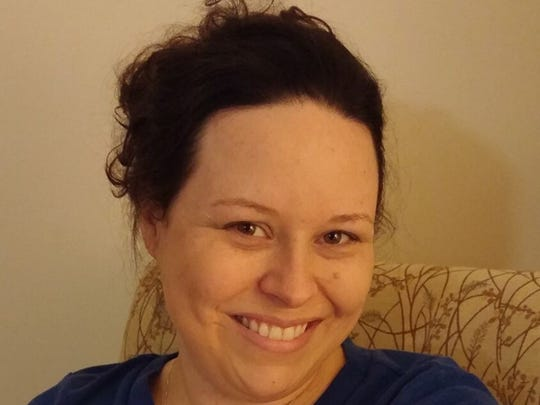 Jennifer Gamble, Family services coordinator with the