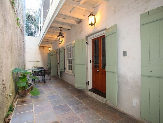 Historic vacation rentals one unique property in every state - 1 bedroom houses for rent in new orleans ...