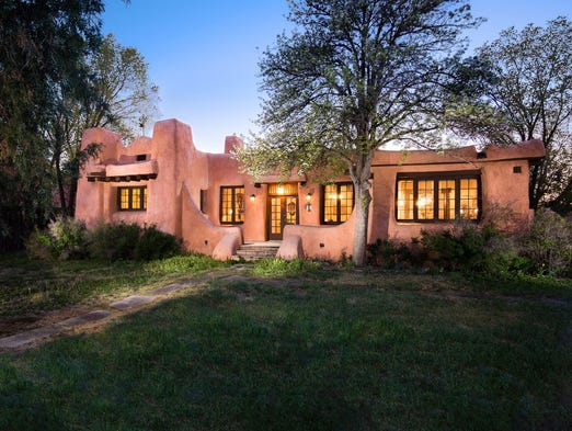 Historic vacation rentals one unique property in every state for Santa fe new mexico cabin rentals
