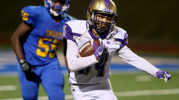 North Kitsap's football team is 7-0 heading into Friday's game at North Mason.
