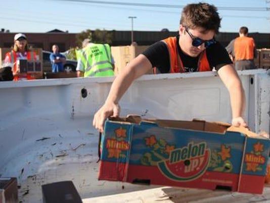 Tailgate box