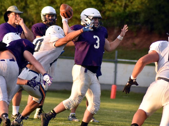 Senior Brandon Meador returns at quarterback for Portland, as the Panthers have some new opponents in Region 5-4A.