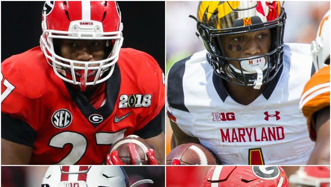 Beyond the third overall pick, the Colts have six more selections to add depth to their roster.