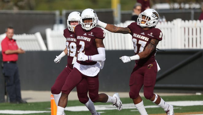 ULM is expected to be without junior wide receiver RJ Turner (2) against Southern Miss after he was injured in a 37-29 loss to Memphis two weeks ago.