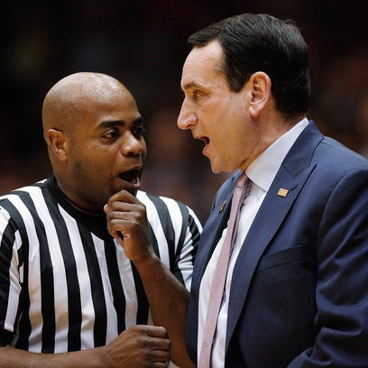 Rochester's Jeffrey Anderson chosen as NCAA Final Four referee