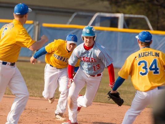 DCA 41616 baseball