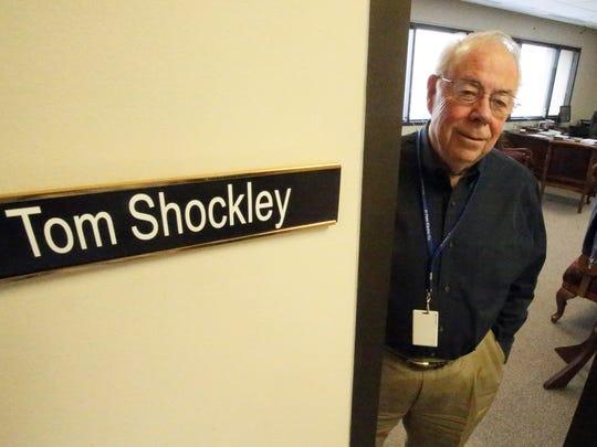 Tom Shockley, El Paso Electric Company CEO, in his