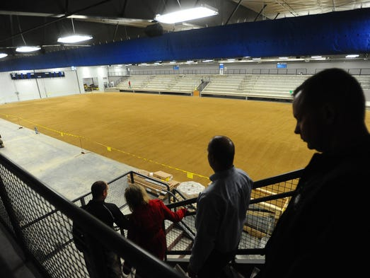 As Iceplex Set To Open City Cuts Ties With Old Facility