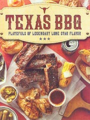 """""""Texas BBQ: Platefuls of Legendary Lone Star Flavor"""" by the editors of Southern Living magazine"""