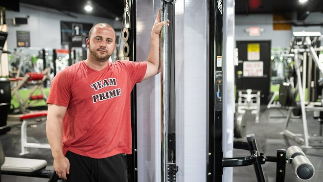 A judge has order the town of Oxford to shutdown Prime Fitness & Nutrition in Oxford. Dave Blondin, the gym's owner, has kept it open in defiance of a court order.