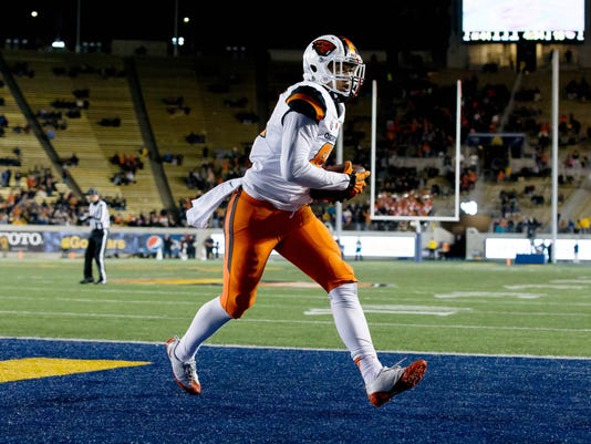 NCAA Football: Oregon State at California