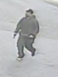 Jackson police are investigating a shooting Tuesday afternoon at T-Mart Discount Tobacco and Beer on North Highland. The man in the surveillance photos is believed to have been the shooter, according to a news release.