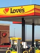 Love's Travel Stop and Country Stores logo