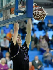 Former Great Falls High star Matt Wyman had a fantastic career on the hardwood at Carroll College.