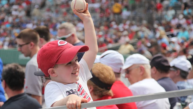Enter to win tickets to spring training at JetBlue Park.