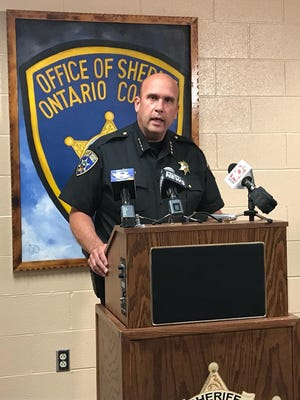 Ontario County Sheriff Kevin Henderson says road patrol deputies, patrol supervisors and administrators may be getting body-worn cameras by Jan. 1, 2021.