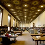As Midtown sizzles, Detroit's main library to open Sundays