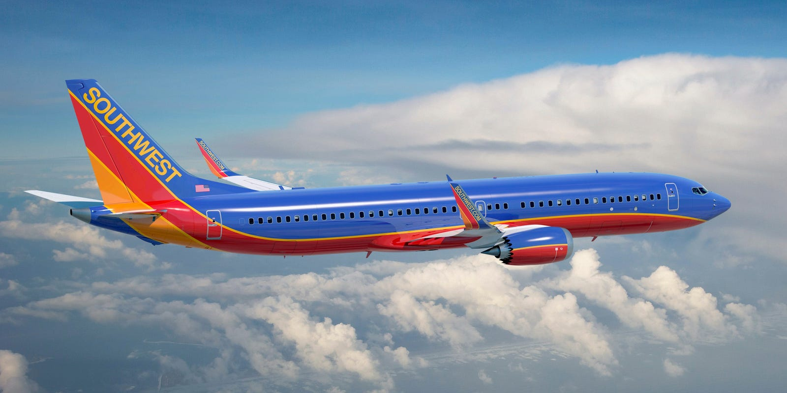 Happy Thanksgiving! Southwest Airlines will leave middle seats open th... image