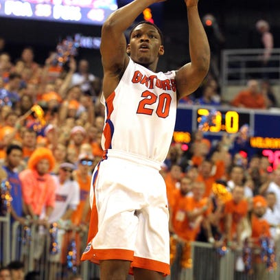 UF guard Michael Frazier was one of the top 3-point