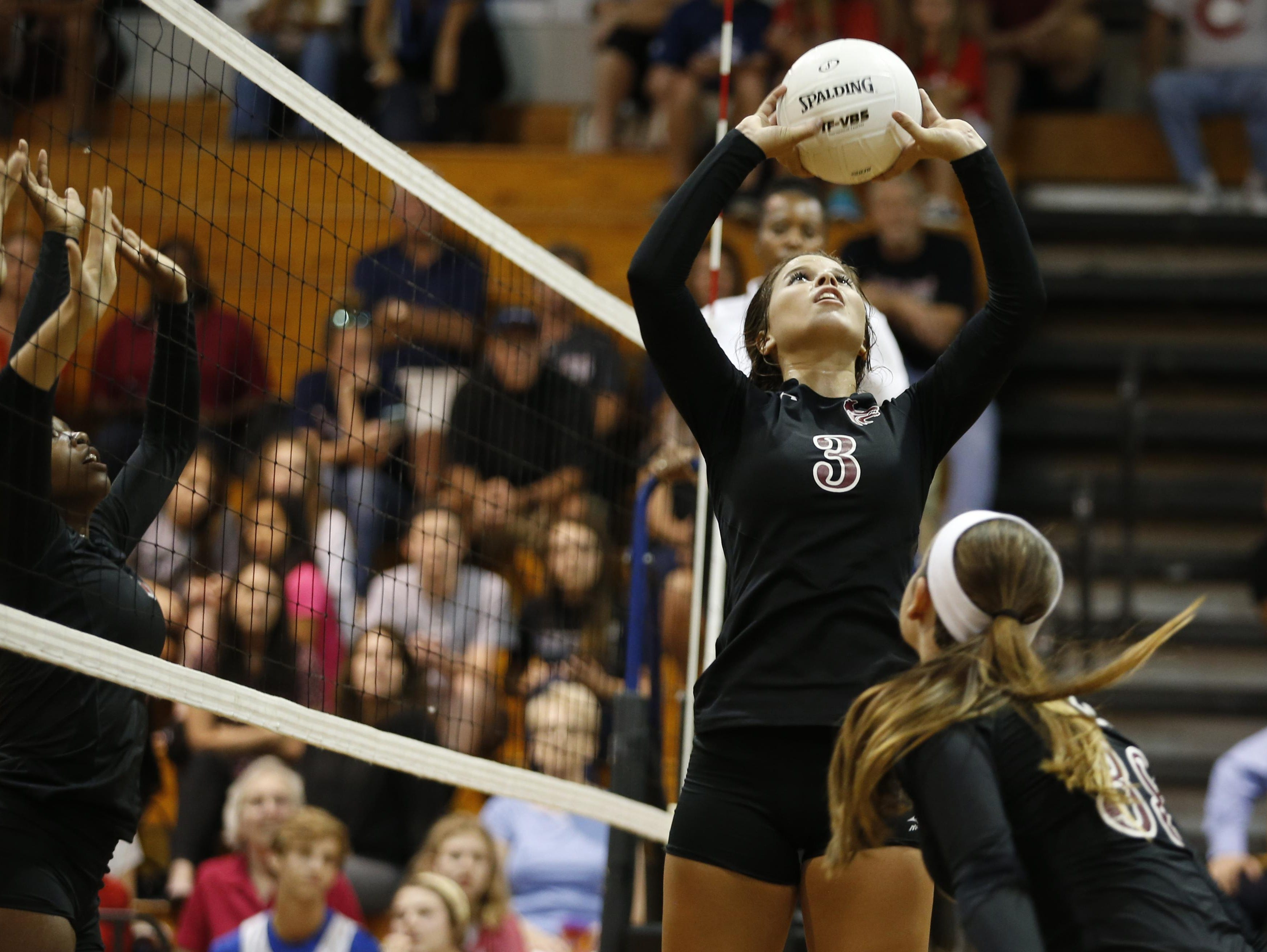 Chiles Alyssa Rudd compiled 128 assists over five games, all wins, as the Timberwolves won the Battle of the Borders Tournament.