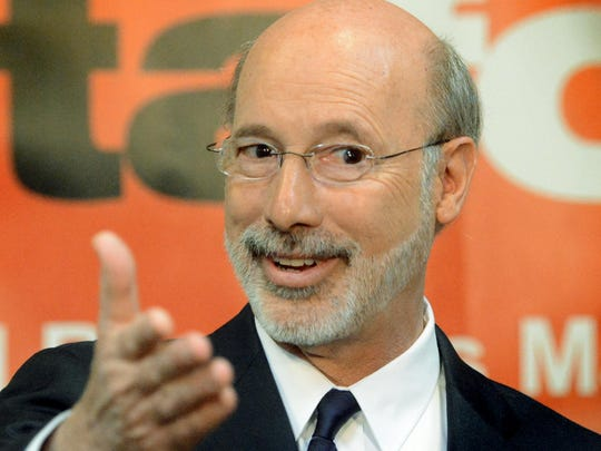 Gov. Tom Wolf in a 2015 file photo.